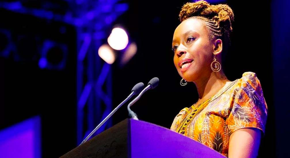 Chimamanda Honoured With Prestigious Award in Germany