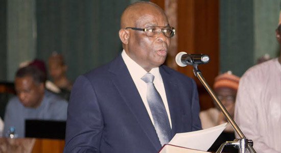 Ex-CJN Walter Onnoghen Loses Suit At A/Court