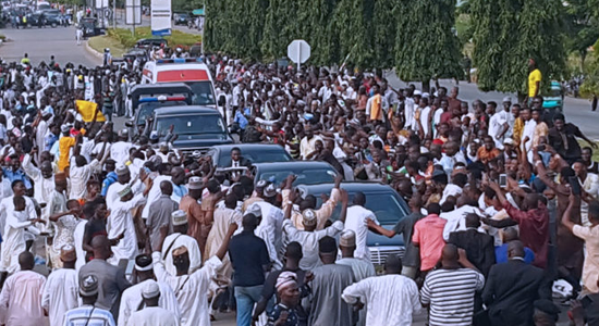 PDP, FCT Residents Welcome Buhari