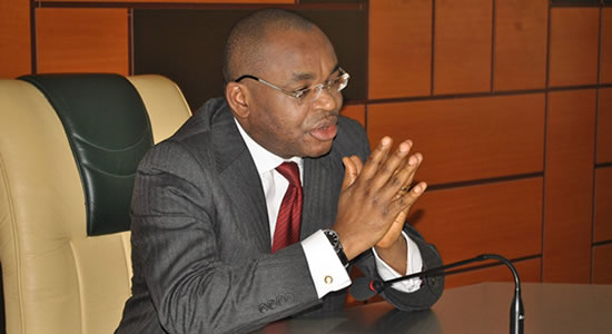 2020 Budget: Gov. Udom Presents N598bn Appropriation Bill to Lawmakers