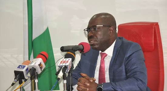 Edo Election: Obaseki Debunks Decamping Rumours