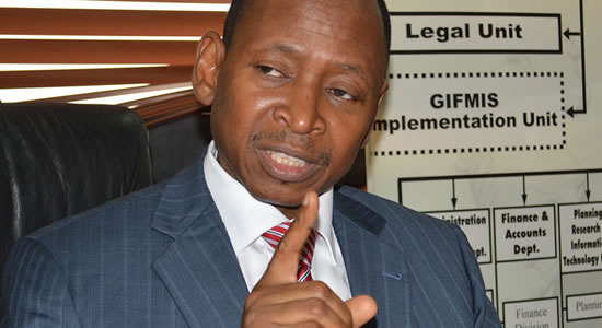 Universities Have 6th December To Enroll on IPPIS - AGF
