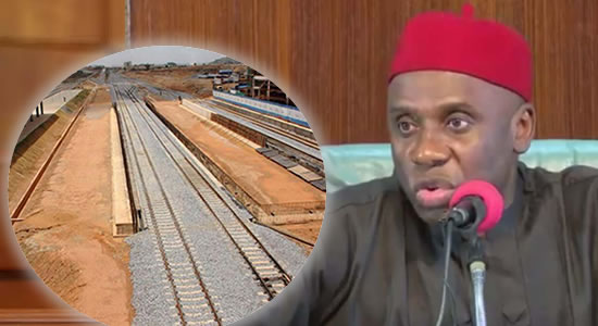 FG To Complete Lagos-Ibadan Rail Project By December/January 2020