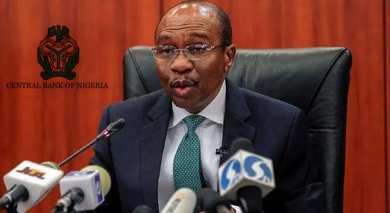 CBN Introduces New Charges On Deposit/Withdrawal On Individual Account