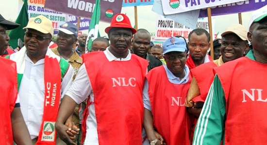 New Minimum Wage: NLC Threaten Industrial Action With State Governors By Dec, 31