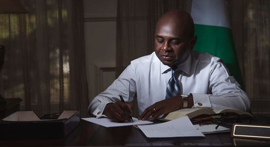 Nigeria Will Raise Again - Moghalu