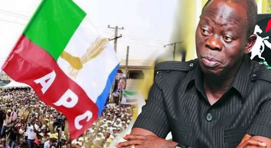 APC crisis: Appeal Court Rescues Oshiomole, Party's NEC Meeting Postponed Indefinitely