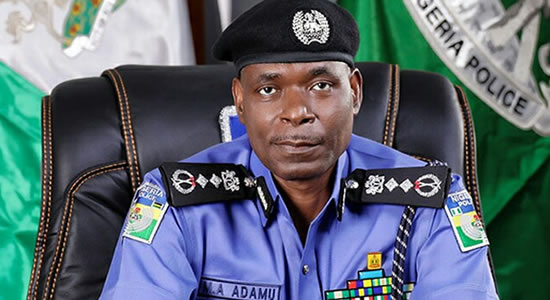 IGP Mohammed Adamu Counters Order Restricting Movement of Essential Workers