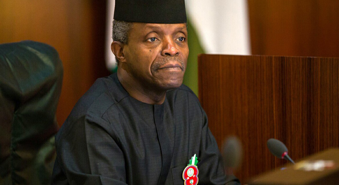Osinbajo Clears Air Over Alleged Breach Of Due Process