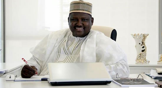 Security Operatives Arrest Abdulrasheed Maina In Niger Republic