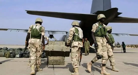 Airforce Killed Boko Haram Commanders During Clash In Sambisa