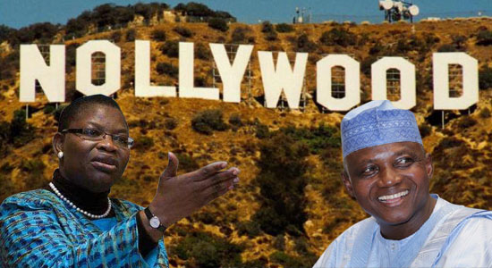 Move Over To Nollywood, Oby Ezekwesili Chides Buhari's Media Aide