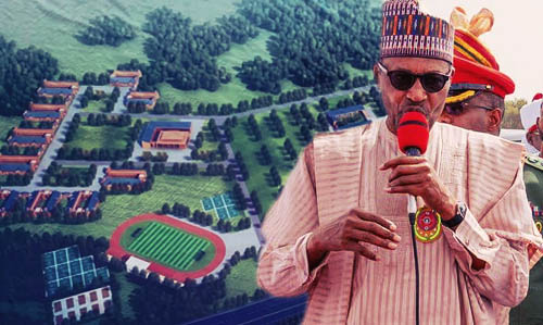Buhari Inaugurates Sub-Saharan Africa First University of Transportation