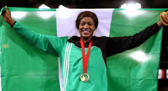 Nigerian Wrestler Adekuoroye Qualifies For 2020 Olympics