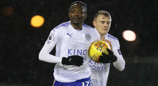 Ahmed Musa Joins Kano Pillars For A Second Stint