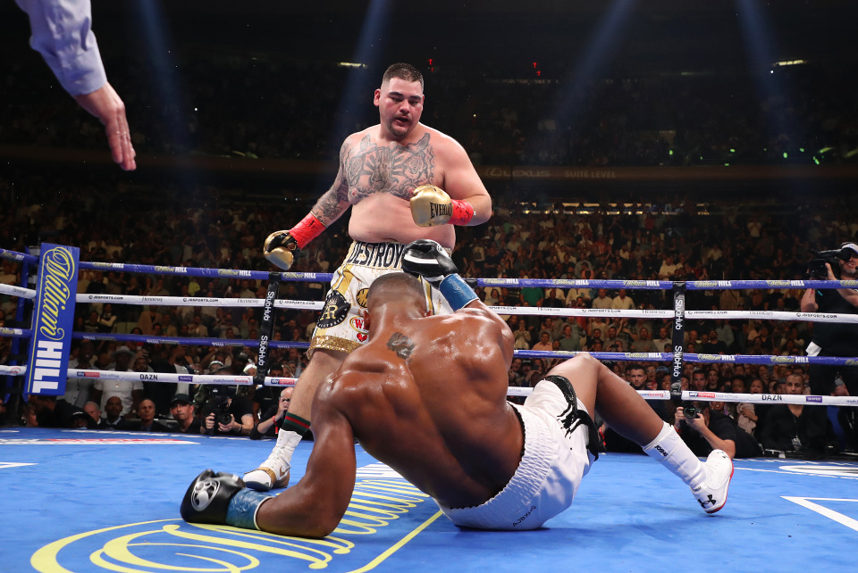 December 7: Anthony Joshua Faces Andy Ruiz Jr In Saudi Arabia