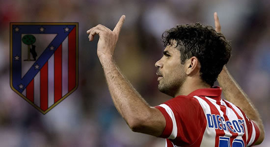 Atletico Madrid Terminates Contract With Diego Costa Ahead Of January Transfer Window