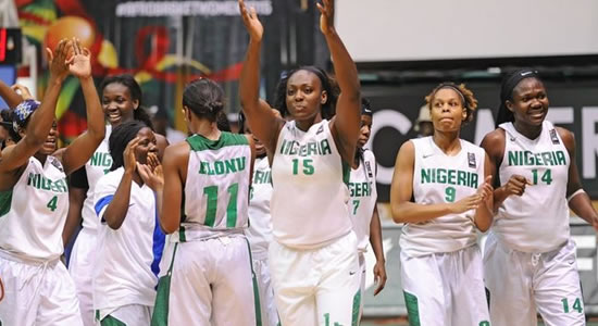 D'Tigress Wins Big At The FIBA Women's AfroBasket