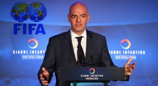 FIFA President Tests Positive For COVID-19