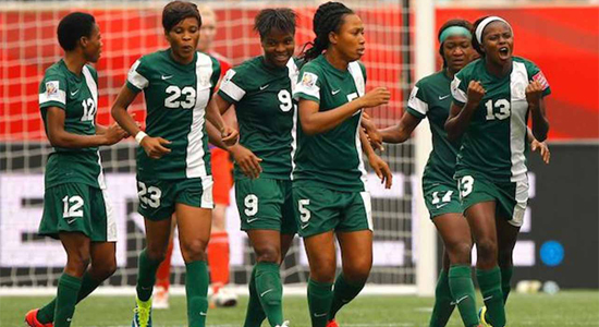 Oshoala Leads Falcon To First Trophy Of 2021