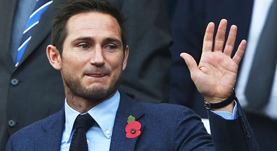 Lampard Appointed Chelsea Manager