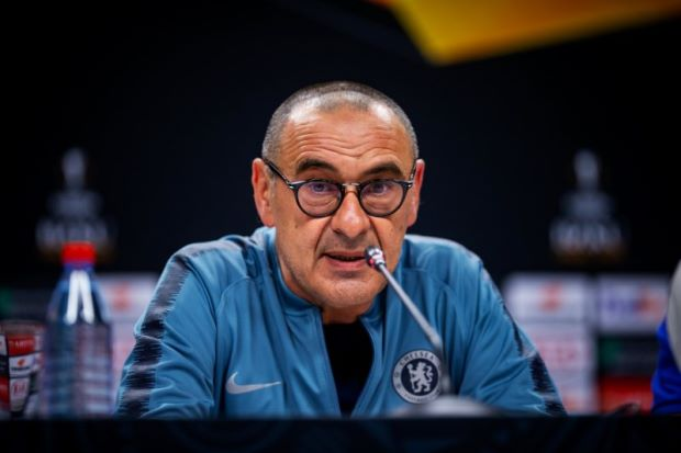 Juventus And Chelsea Reach Agreement Over Sarri