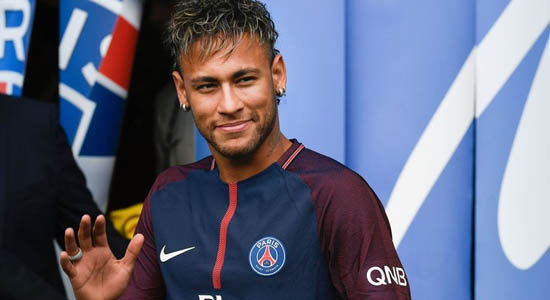 Barcelona Move To Sign Neymar On Loan
