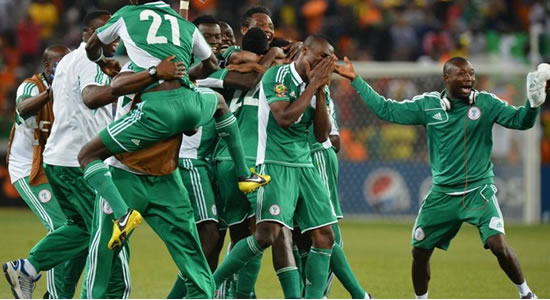 Breaking: Super Eagles Cruise To Victory In Their Final Group L Encounter With Lesotho