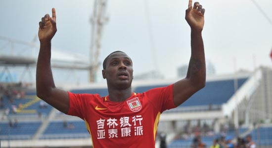 In-Form Ighalo Hits Goal No.11,