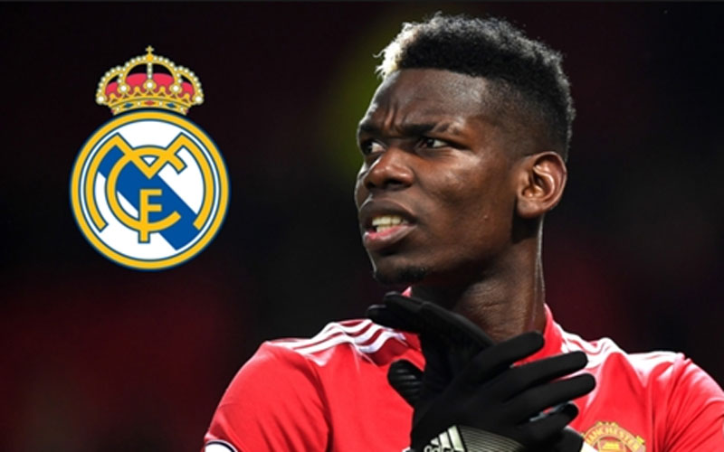 Pogba Edges Closer To Joining Real Madrid