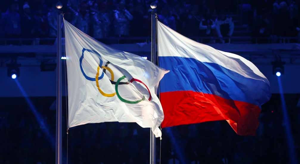 Russia Banned From All Sporting Events
