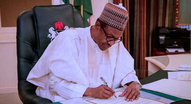President Buhari Extends Tenure Of Ministers
