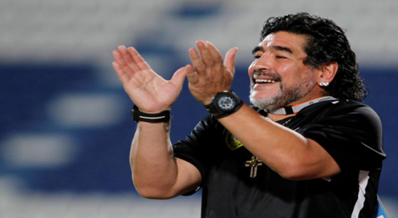 Diego Maradona Dies At 60 Following Heart Attack