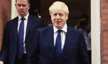 Johnson Fires Hunt as Foreign Minister, Appoints Sajid as Finance Minister
