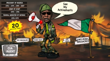 Obasanjo: The Divider-In-Chief