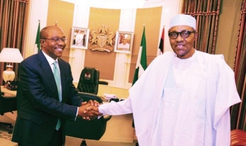 Blacklist Firms Importing Palm Oil, Buhari Orders CBN