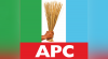 APC Crisis: Progressive Governors Beg Buhari To Save Party