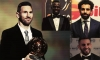 Messi Wins His 6th Ballon d'Or As 3 African Players Featured In The Top Ten