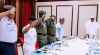 Insecurity: President Buhari In Vital Meeting With Service Chiefs